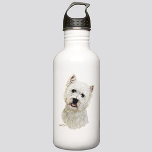 West Highland White Terrier Stainless Water Bottle