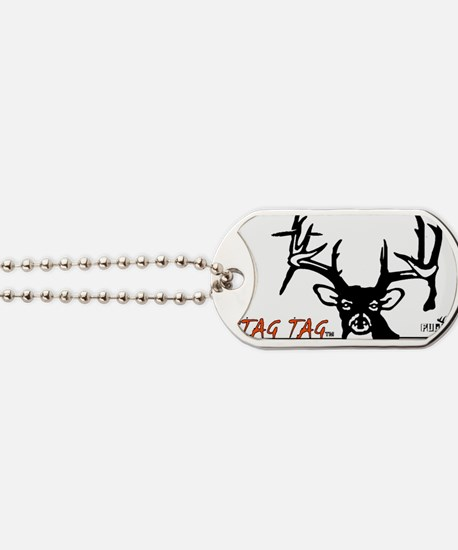 stagtag1 Dog Tags