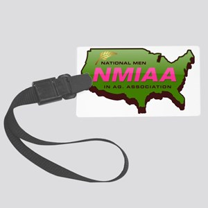 NMIAA_final logo copy (lg) Large Luggage Tag