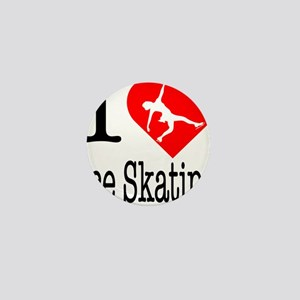 I-Heart-Ice-Skating Mini Button