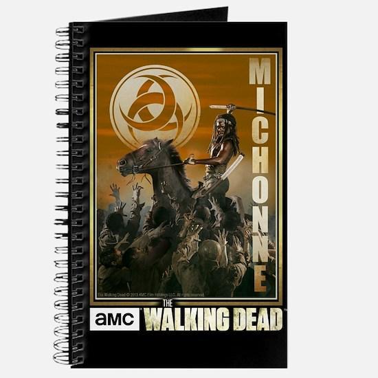 Michonne Zombie Slayer Journal