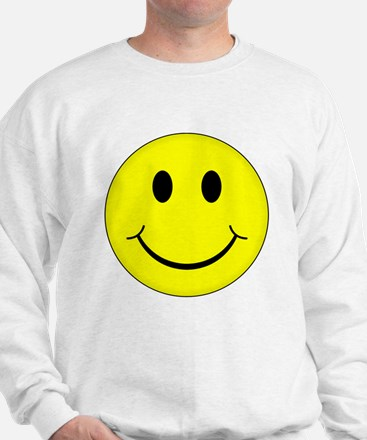 Classic Smiley Face Sweatshirt