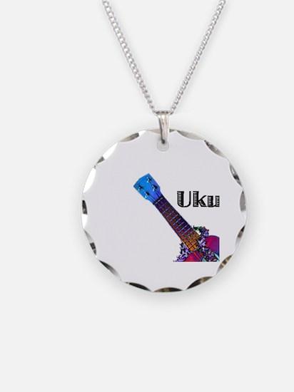 ukulele_lady Necklace