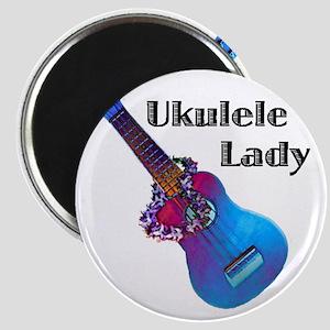 ukulele_lady Magnet