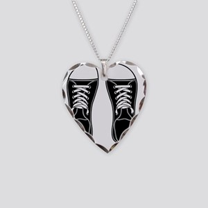 sneaker-bw-FF Necklace Heart Charm