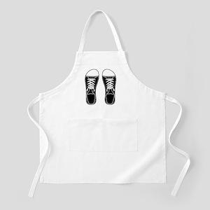 sneaker-bw-FF Apron