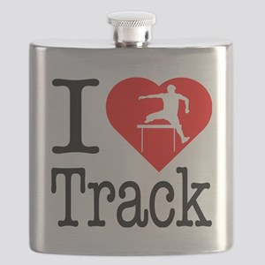 I-Heart-Track Flask