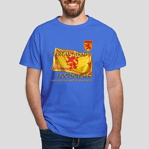 Tartan Army Boys The Noise Dark T-Shirt