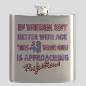 43 Flask