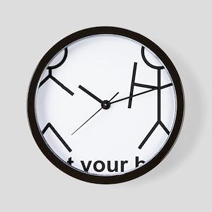 df Wall Clock
