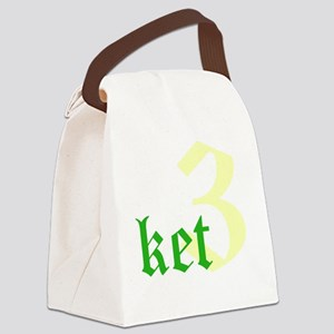 2011 - 3NeutralKetT12X12 Canvas Lunch Bag