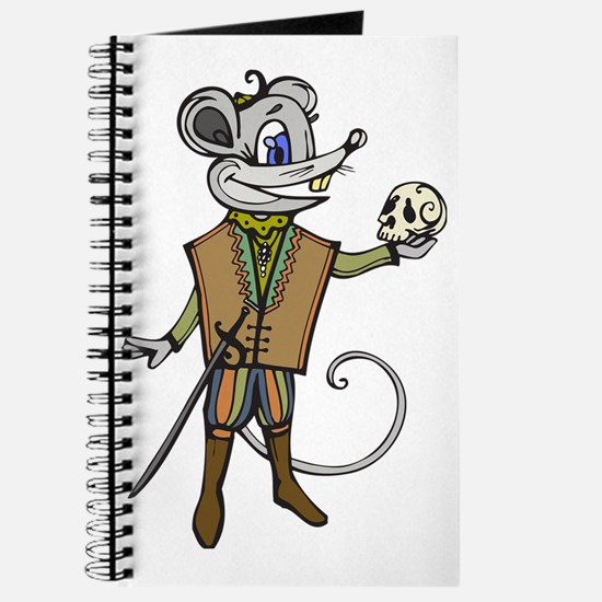 Shakespearean Mouse Journal
