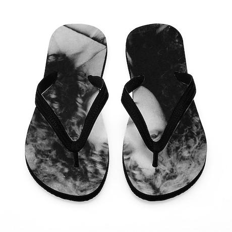 CORKSCREW CURLS Flip Flops