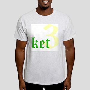 2011 - 3NeutralketW12X12 Light T-Shirt