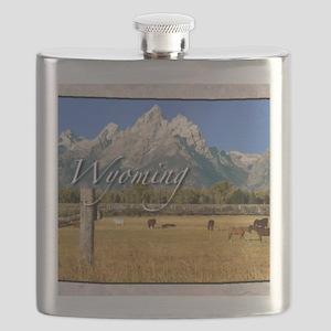 Wyoming Flask