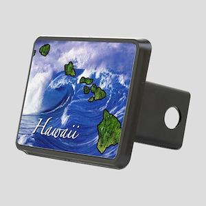 Hawaii Rectangular Hitch Cover