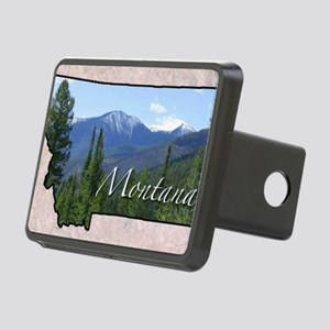 Montana Rectangular Hitch Cover