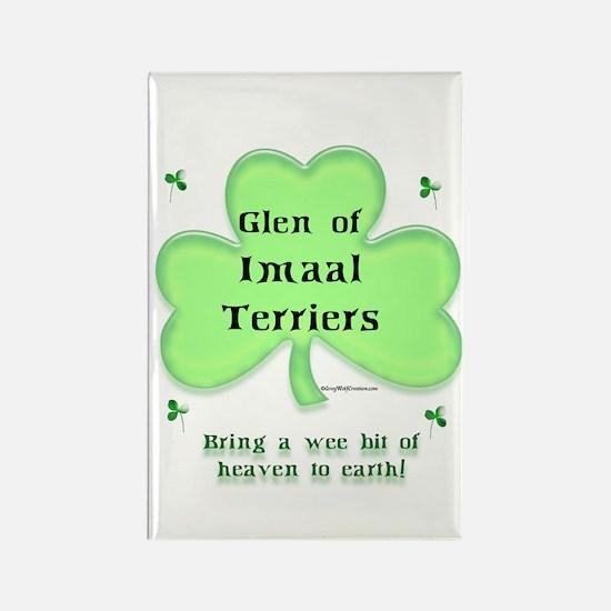 Glen of Imaal Heaven Rectangle Magnet