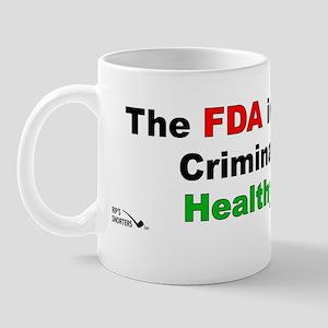 FDA in Action... Mug