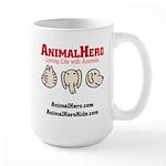 Animalhero Large Animalhero Mug