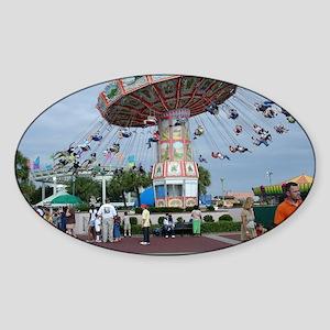 090813 447 Sticker (Oval)