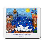 Sensational Sydney Mousepad