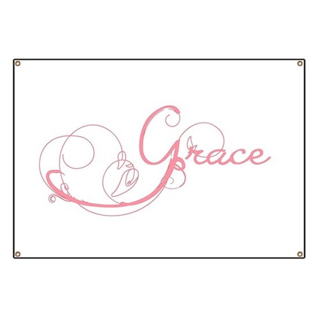 Grace Banner by ibeleiveimages