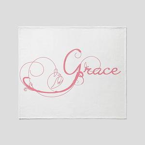 Grace Throw Blanket