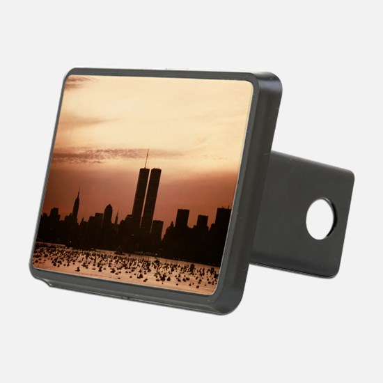 Dawn Over Liberty Hitch Cover