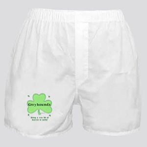 Greyhound Heaven Boxer Shorts