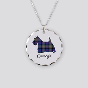 Terrier - Carnegie Necklace Circle Charm