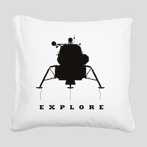 LM_Explore_RK2011_10x10 Square Canvas Pillow