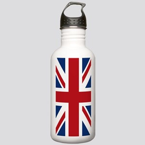 union-jack_18x12-5 Stainless Water Bottle 1.0L