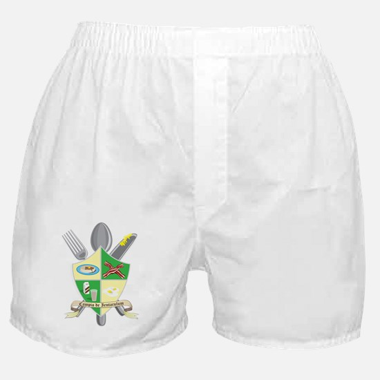 Champion of Breakfast2 Boxer Shorts