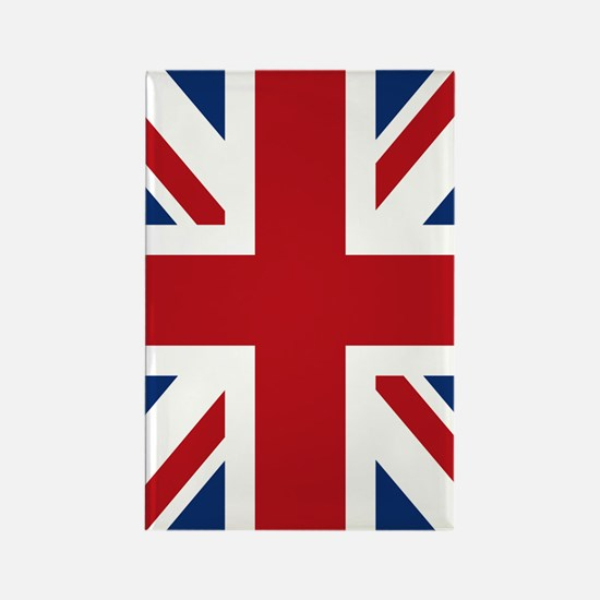 union-jack_snap-ipad Rectangle Magnet