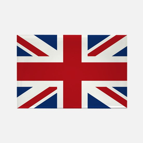 union-jack_snap-mess Rectangle Magnet