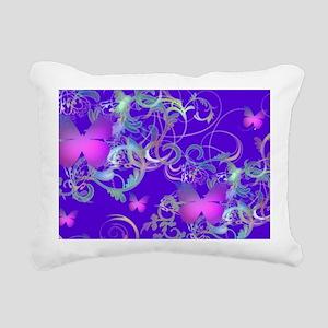beach 8 Rectangular Canvas Pillow