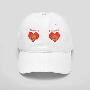 Basketball Mugs  Steins, Take It To Heart Cap