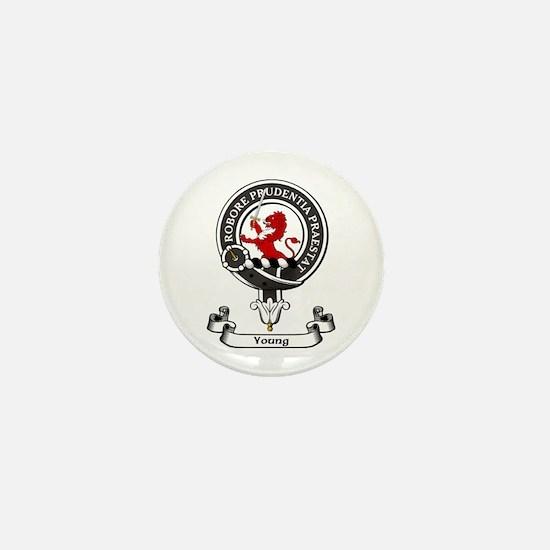 Badge-Young [Forfar] Mini Button