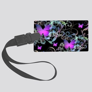beach 1 Large Luggage Tag