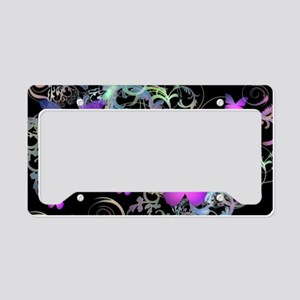 beach 1 License Plate Holder