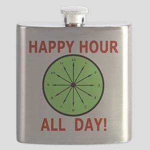 Shot Glass Funny, Humor Happy Hour Flask