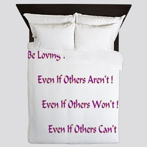 BeLovingXXX Queen Duvet
