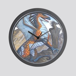 clanform16x20product Wall Clock