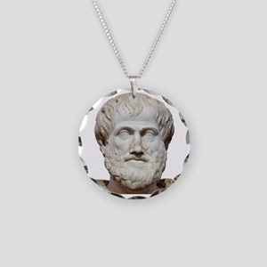 aristotle-conferance_1 Necklace Circle Charm