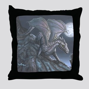 blackwind16x20product Throw Pillow