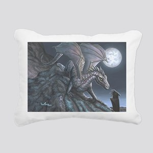 blackwind16x20product Rectangular Canvas Pillow