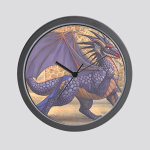 ravenwing16x20product Wall Clock