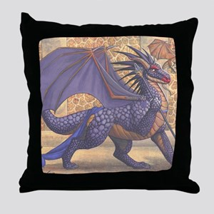 ravenwing16x20product Throw Pillow