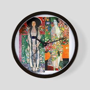 Klimt Women FF Wall Clock